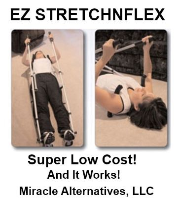 EZ STRETCHNFLEX (Affordable - Surefire NO MORE Pain In The Back) REVIEW!