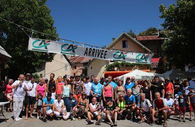 SAUZE - Course de la Saint Honorat 31 Juillet et 1er Août 2021
