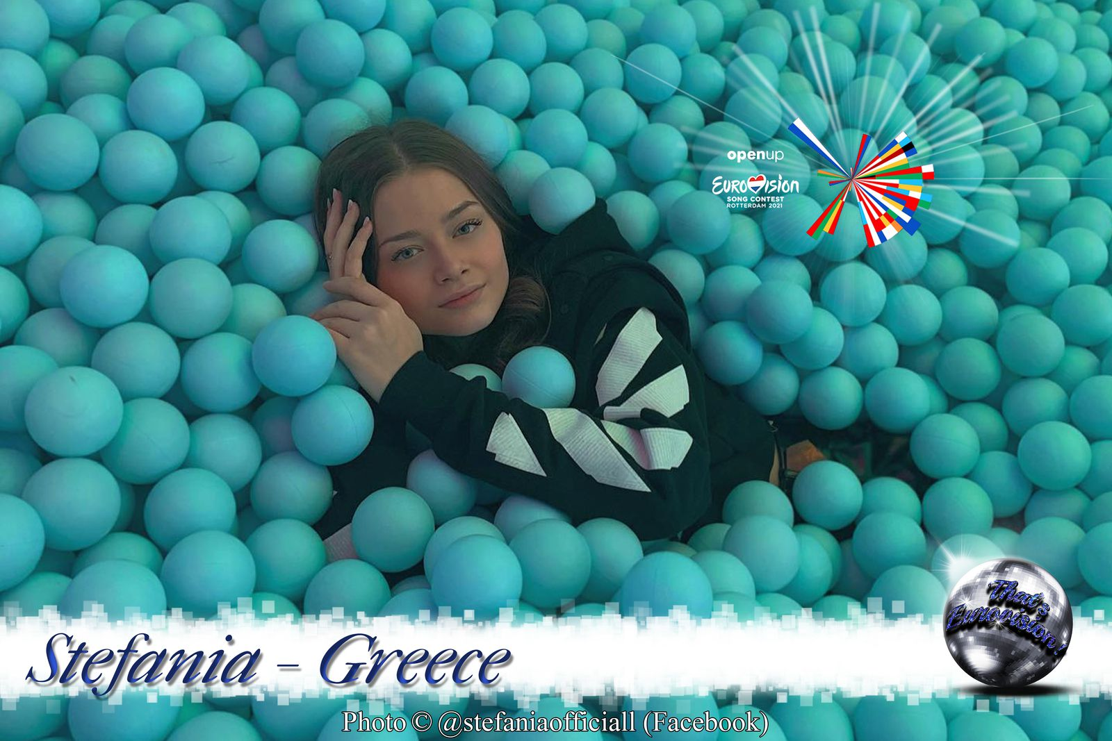 Greece 2021 - Stefania (Last Dance)