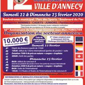 INTERNATIONAL D'ANNECY : Tous les Documents d'Inscriptions et de Réservations - ASSOCIATION EDUCNAUTE-INFOS