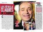"""Jean-François Copé élu sans contestation """"Tête à claques de l'année 2012"""""""