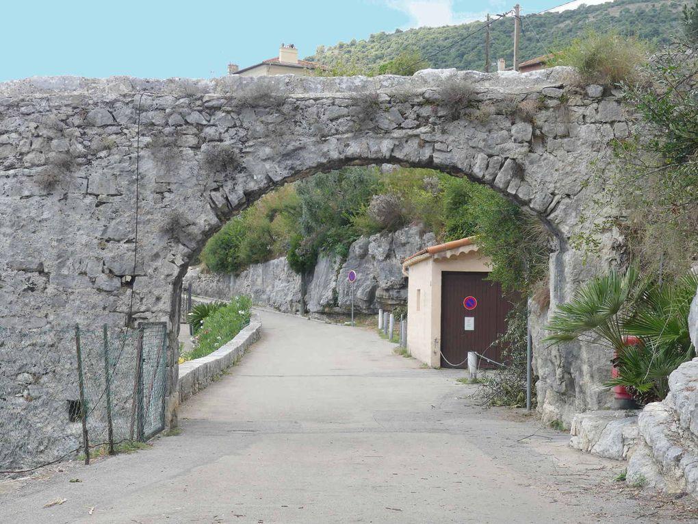 Carnet de voyage : Les villages perchés du Pays de Fayence (5) Tourrette-sur-Loup