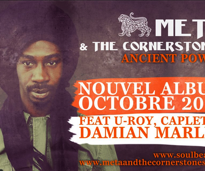 Le nouvel album de Meta & The Cornerstones.