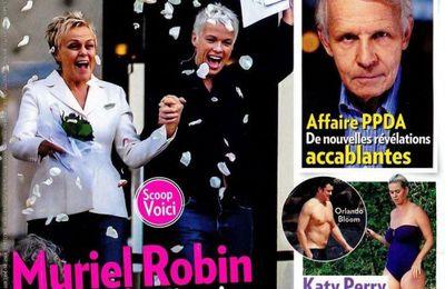 Muriel Robin : Mariage surprise avec Anne Le Nen, en présence d'un célèbre témoin