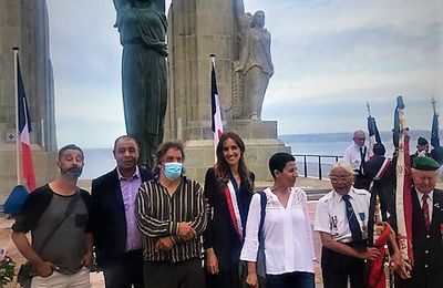 Les harkis rassemblés pour la journée nationale à Marseille (13)