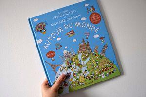 'Henri Souris et Mme Crombie autour du monde' chez Gründ*