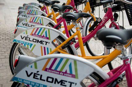 Metz Métropole : VÉLOMET' : la petite reine de la semaine du développement durable !
