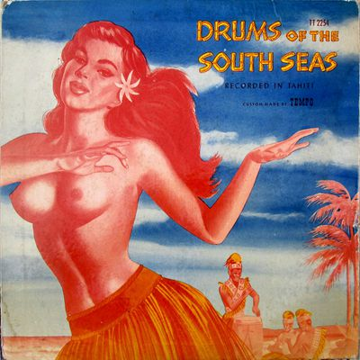 Drums of the south seas