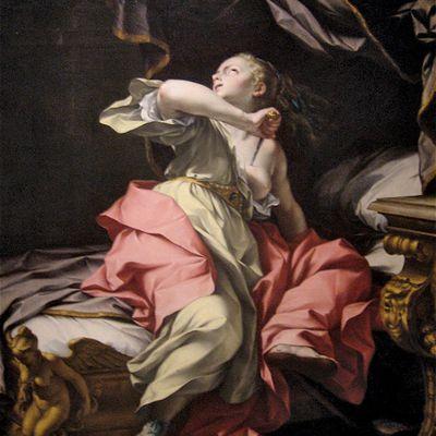 Hija de Lucrecia