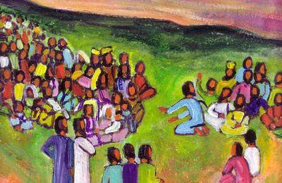Prière universelle 16e dimanche de Temps ordinaire