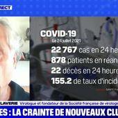 """Jean Michel Claverie, virologue et fondateur de la Société française de Virologie dénonce un """" Mensonge d'État """""""