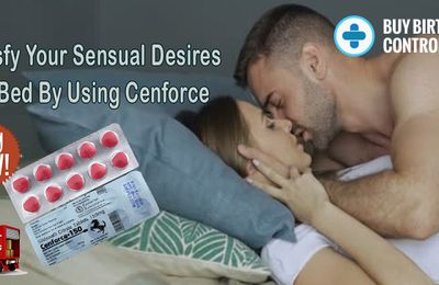 Last In Bed For Longer Time With Cenforce