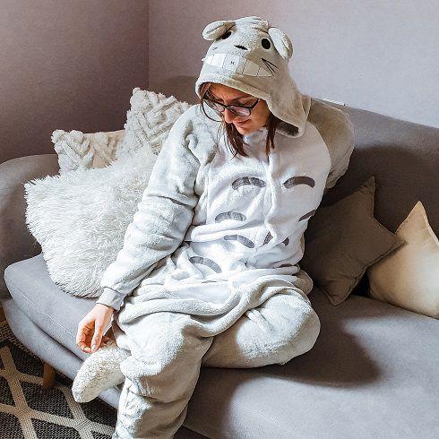 pyjama totoro combinaison kigurumi site français