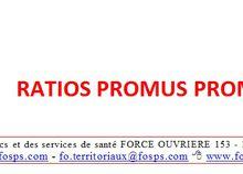 Petition RATIO Promus/Promouvables.