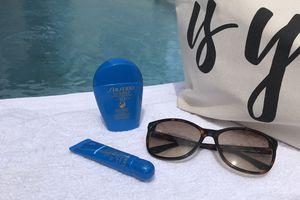 Découverte des soins de cosmétique solaire Shiseido !