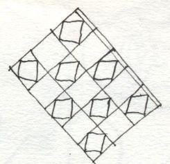 Motifs géométriques de frises et pavages relevés à partir de divers supports (carreaux, mosaïques, fers forgés, ciment, etc, ...) lors de divers voyages. Quête d'ordres.