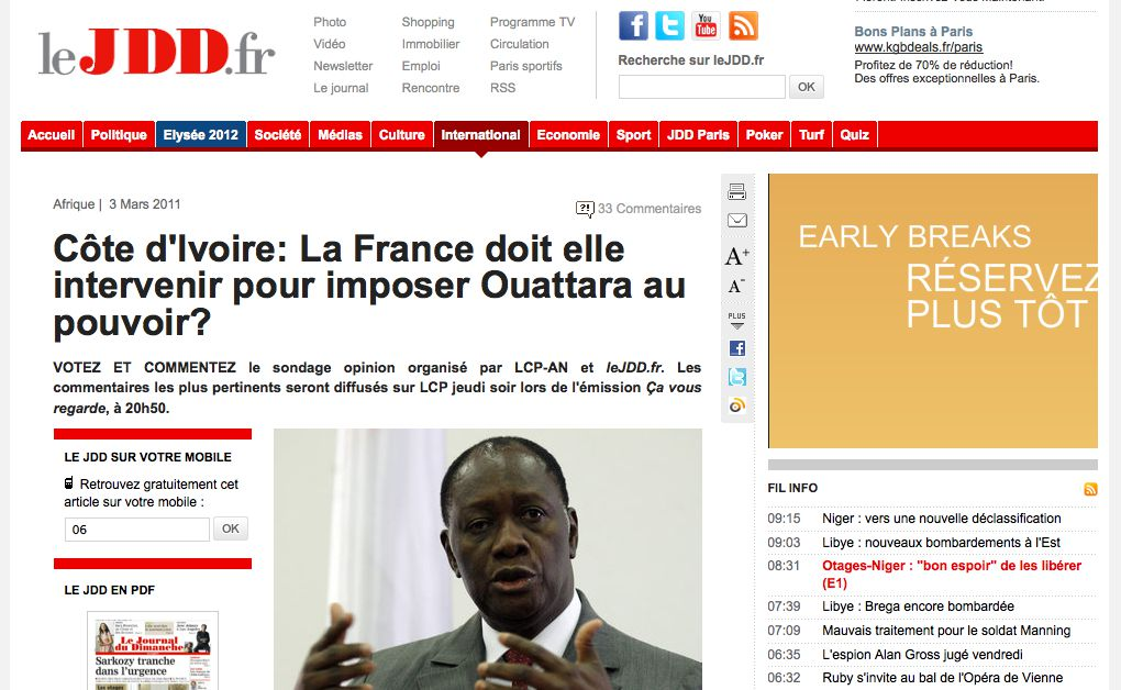 Album - Cote-d-Ivoire