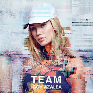 """Iggy Azalea : découvrez son nouveau single """"Team"""" !"""