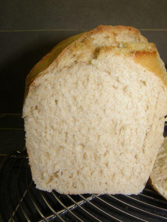 pain de mie minis baguette pain vapeur tout est bon et tout est décrit!!