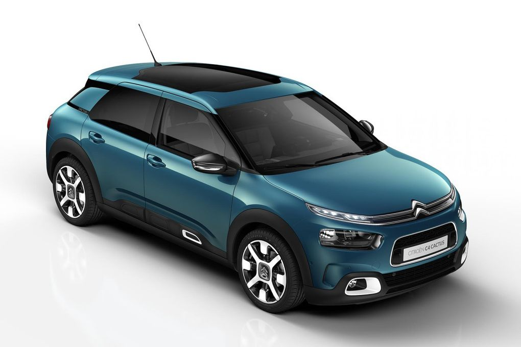 Automobile : Nouvelle berline Citroën C4 CACTUS