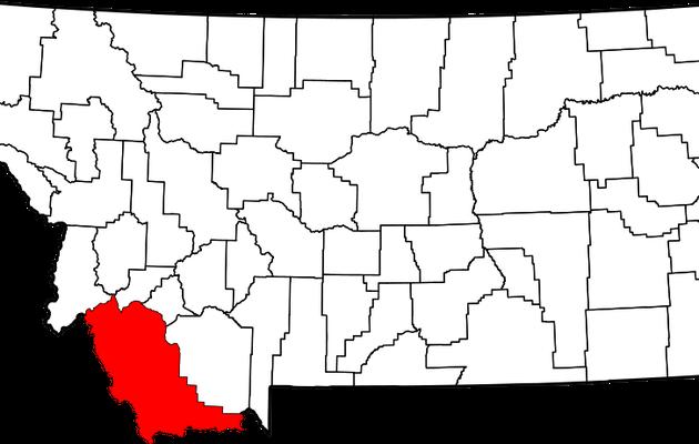 Comté de Beaverhead (Montana)