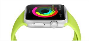 Mobile : application pour l'Apple Watch