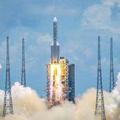 La Chine lance sa première sonde en direction de Mars, en pleine ruée vers la planète rouge