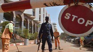 L'hôtel abritant la mission militaire de l'UE attaqué à Bamako