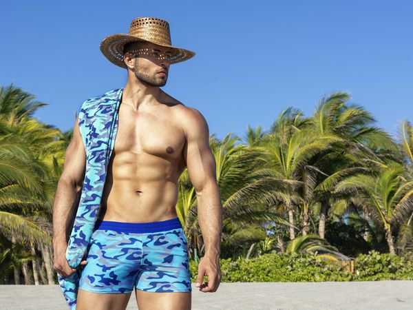 Modus Vivendi - nouvelle collection - Camo Marine - more !