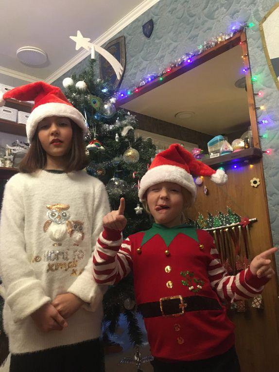 En ce 25 décembre on vous souhaite à tous un très joyeux Noël