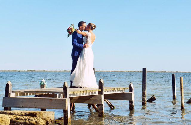 Mariage exotique au Domaine des Moures sur le thème du voyage