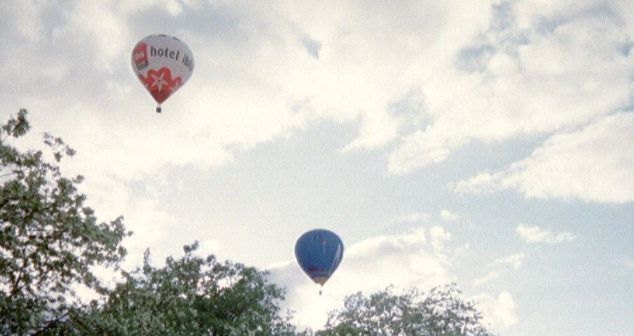 Meeting de montgolfières