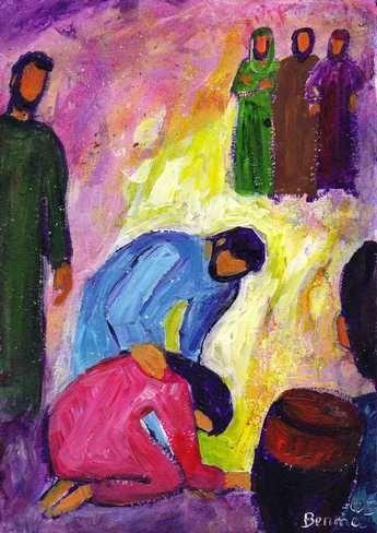 Homélie du dimanche 8 février 2015 : « Prendre soin, s'approcher »