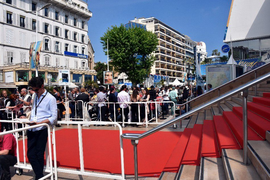 FESTIVAL DE CANNES LA MACHINE A REVES