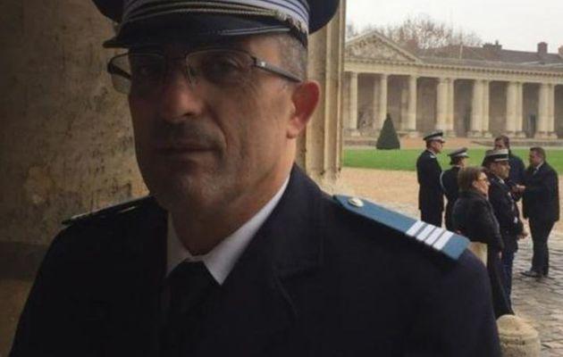 Pertuis : Mohamed Sanhadji, au service de la République