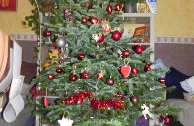 Instant de Décembre ♥♥♥ Mon sapin ...