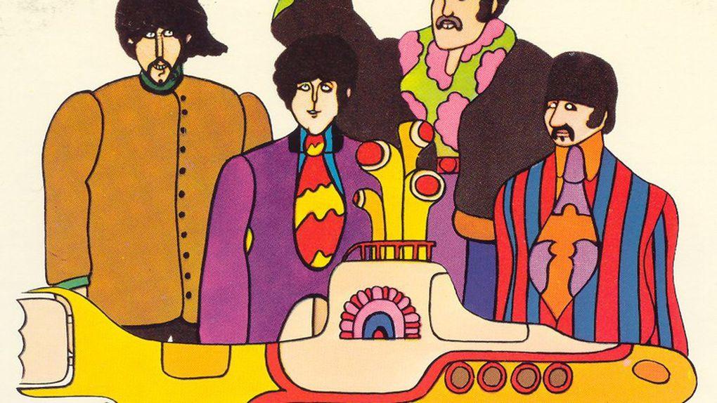 Les Beatles sortent un nouvel album