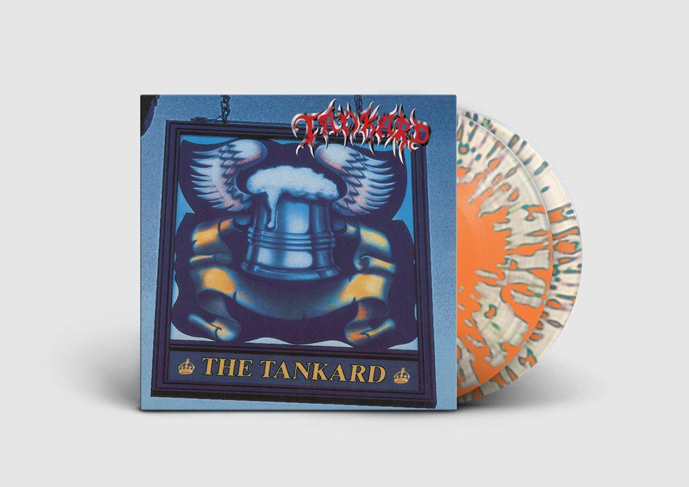 Re-release of seven TANKARD classics