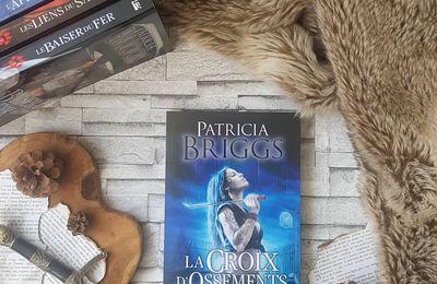 Mercy Thompson, tome 4 : La Croix d'ossements - Patricia Briggs