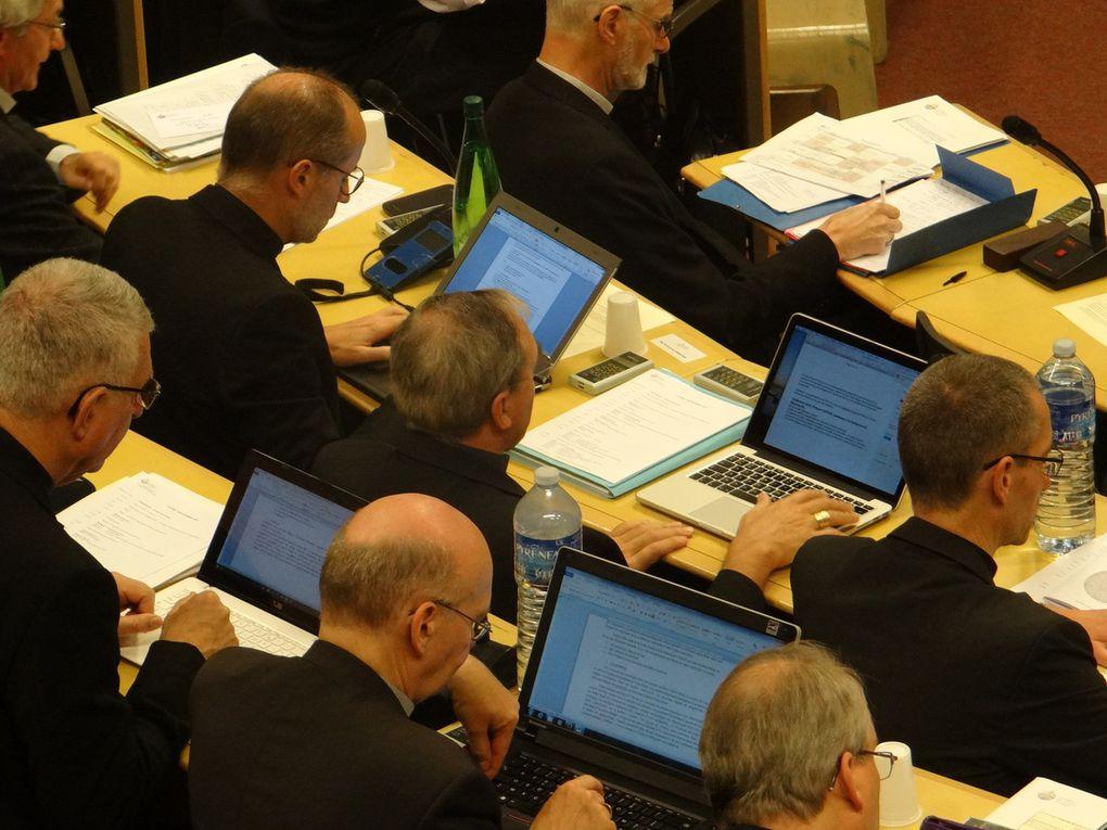 Assemblée plénière de novembre 2016