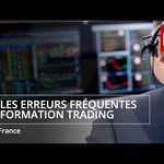 Apprendre la bourse - Les erreurs les plus courantes dans votre trading
