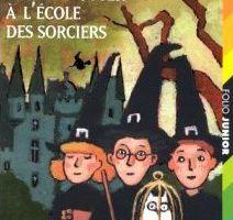 Harry Potter, tome 1 : Harry Potter à l'école des sorciers de J. K. Rowling