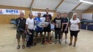 Samuel Piret remporte le tournoi de Carolles