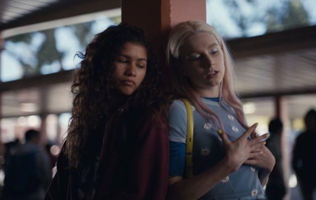 Critiques Séries : Euphoria (US). Saison 1. Episode 2.