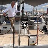 Exceptionnel - Visite privée en vidéo du CNB 66 ! - ActuNautique.com