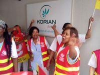 La CGT Korian vous souhaite une meilleure année 2019!