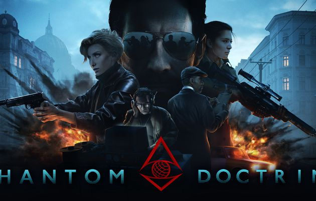 [TEST] PHANTOM DOCTRINE PC : Un X-COM - like sur fond de Guerre Froide