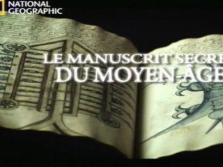 1459 Le manuscrit secret du Moyen-Age
