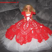 Barbie Princesse Rouge 2014
