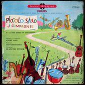 """piccolo, saxo et compagnie - volume 1 ou """"la petite histoire d'un grand orchestre"""" - l'oreille cassée"""